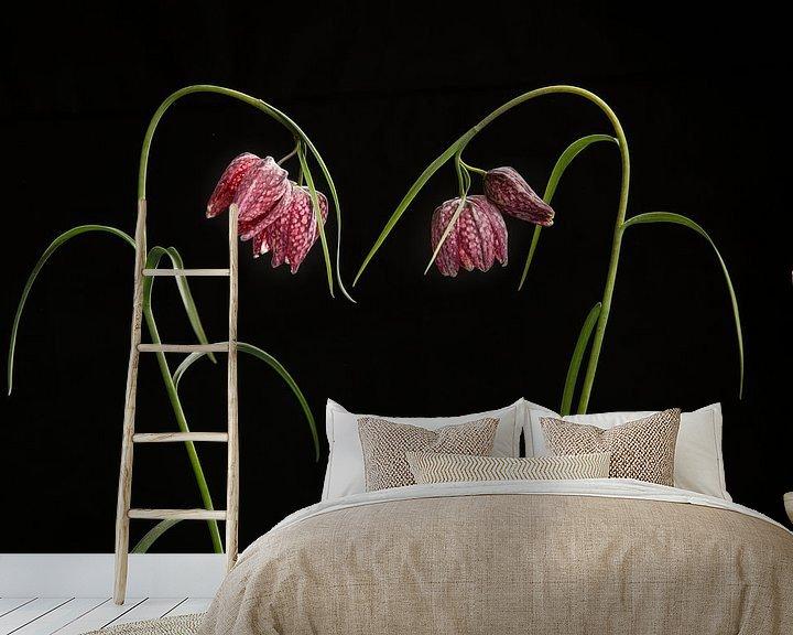 Sfeerimpressie behang: Elegant van Elles Rijsdijk