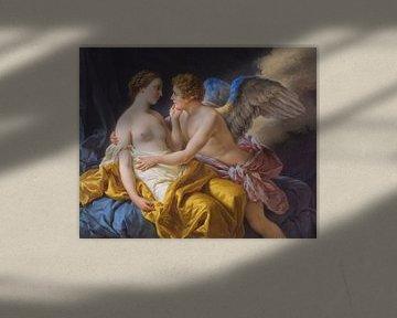 Amor en Psyche, Lagrenée l'aîné von Atelier Liesjes