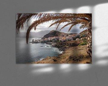 Kustdorpje Madeira van Map of Joy