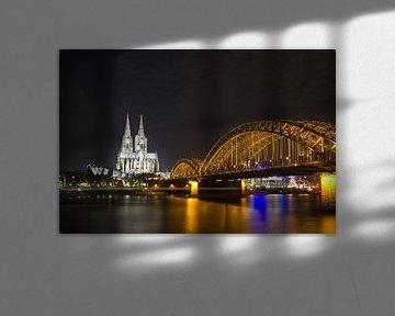 Keulen Panorama van Gerhard Albicker
