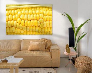 Epis de maïs jaune sur Sjoerd van der Wal