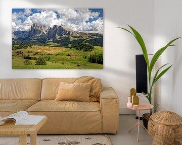 Dolomieten berglandschap van Tilo Grellmann | Photography