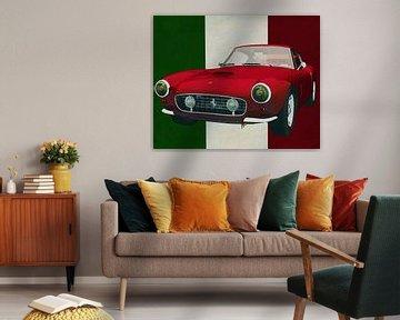 Ferrari 250 GT SWB Berlinetta uit 1957 de Ferrari voor dagelijks gebruik