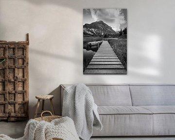 Körbersee im Lechquellengebirge von MindScape Photography