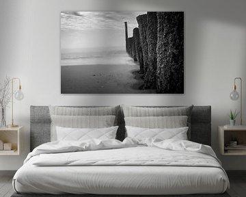 Wellenbrecher von Florian Kampes