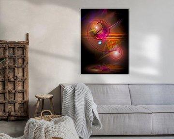 Licht is energie van Walter Zettl