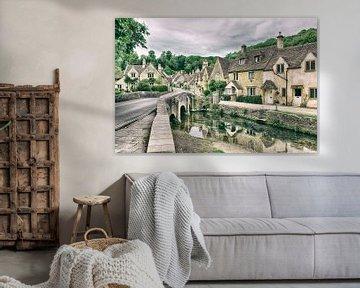 Schloss Combe von Elles Rijsdijk