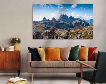 Dolomites sur Andreas Kilian