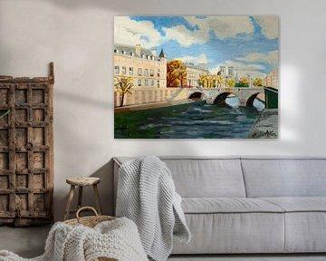 November in Paris 2019 von Antonie van Gelder Beeldend kunstenaar