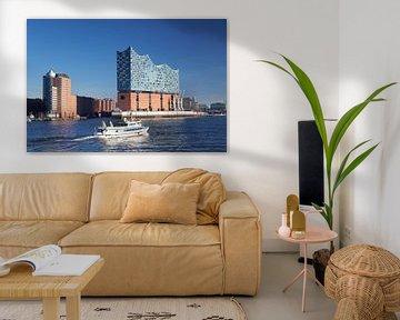 Elbphilharmonie, HafenCity, Hamburg von Markus Lange