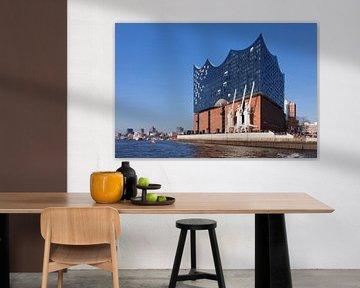 Elbphilharmonie, Hamburg, von Markus Lange