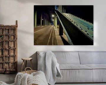 Stahlbau alte Zwolse IJsselbrug von Jenco van Zalk