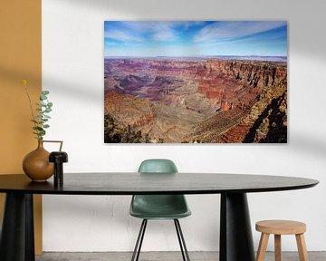 Grand Canyon, Arizona, Amerika van Discover Dutch Nature