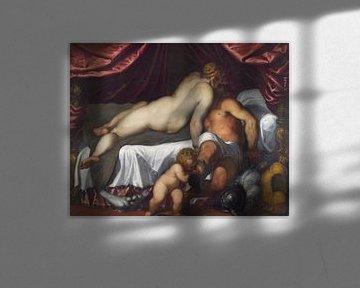 Verliebt, Mars und Venus - Palma Giovane von Atelier Liesjes
