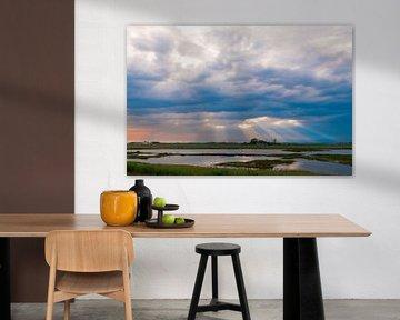 A Dutch Landscape van Brian Morgan