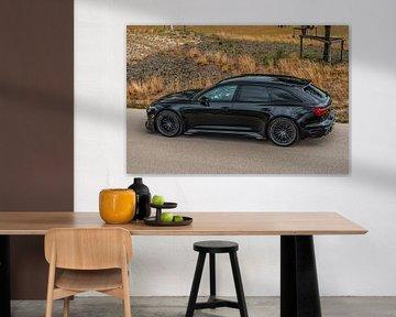 Audi RS6-R getuned door ABT van Bas Fransen