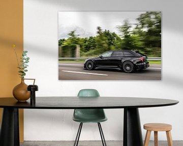 Audi RS6-R van Bas Fransen