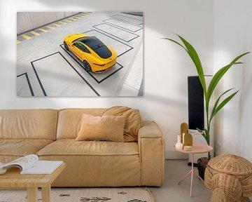 De vernieuwde Jaguar F-Type Coupé R van Bas Fransen