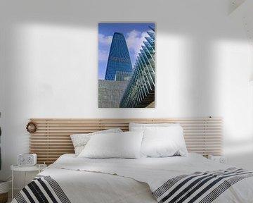 China World Trade Center, le plus haut bâtiment de Pékin sur Tony Vingerhoets