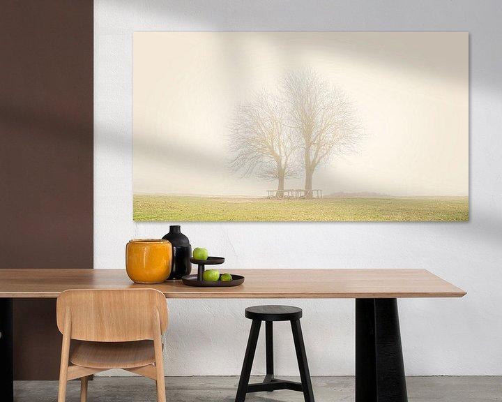Beispiel: Bäume im Lentevreugd von Wim van Beelen