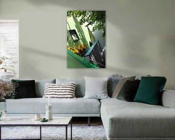 Grünes Bremen von Marije Zwart