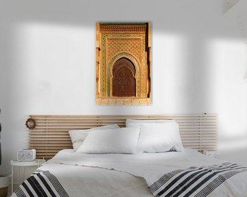 Hassan II Moschee, Agadir, Marokko, von Markus Lange