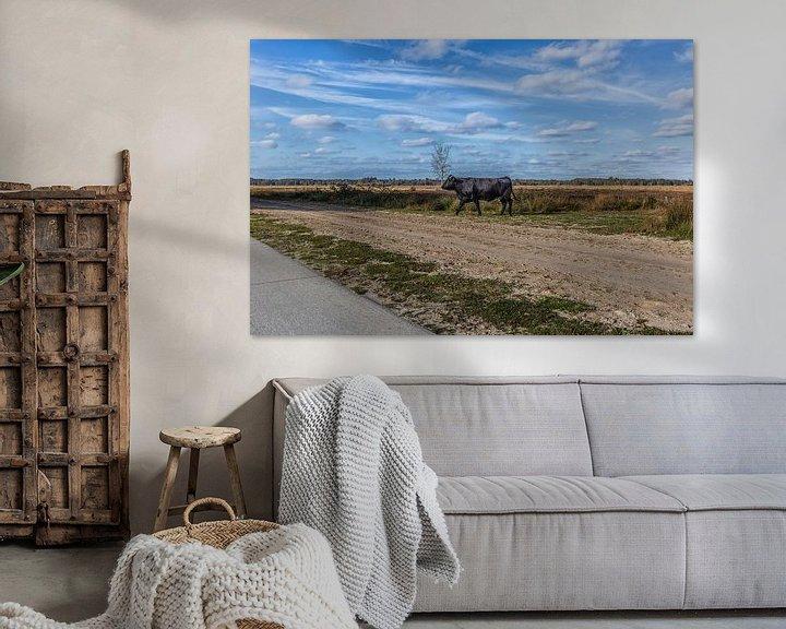 Beispiel: Kühe von Annette van Dijk-Leek