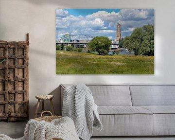 Zomer in Arnhem van Johan Pape
