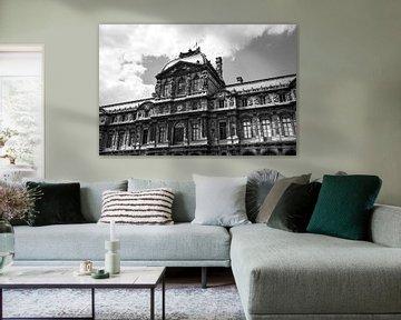 Pariser Louvre von Jalisa Oudenaarde