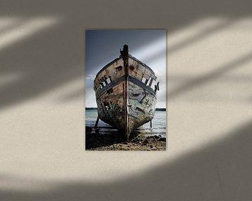 Schiffbruch von Vivian Teuns