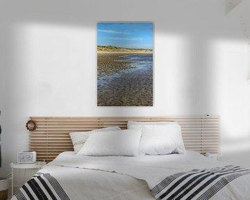 Strand und Dünenrand von Wouter van Woensel