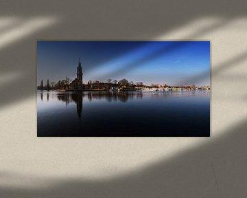 Potsdam Skyline an der Havel