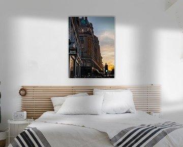 Harrods in Londen van Matthijs Noordeloos