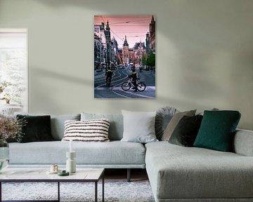 Veilig Amsterdam van Noa Duizend