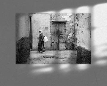 Straatfotografie in Essaouira van Ellis Peeters