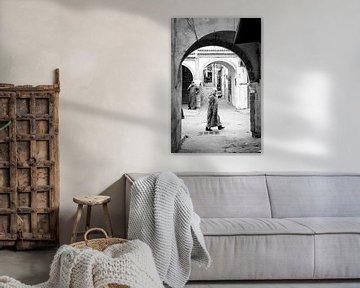 Spaziergang durch Essaouira von Ellis Peeters