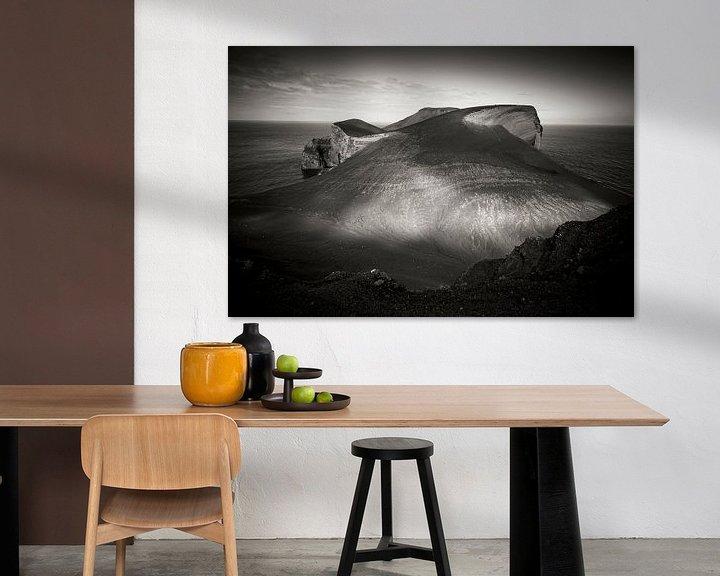 Sfeerimpressie: Vulkaanlandschap op Faial, Azoren van Marcel Bakker