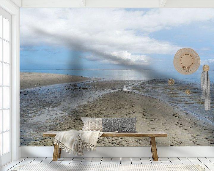 Impression: A la frontière de Wad et Strand sur Jan Huneman