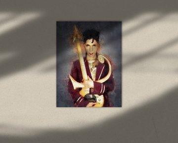 Ölgemälde Porträt von Prinz von Bert Hooijer