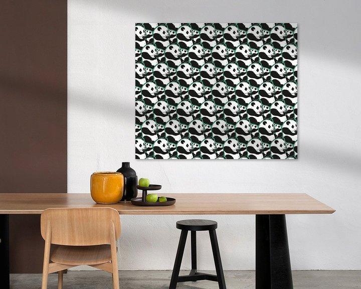 Beispiel: Muster von Renée van den Kerkhof