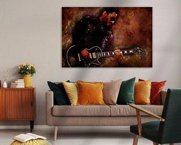 Lenny Kravitz van Nic Opdam