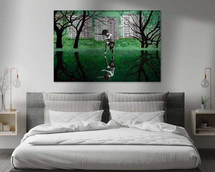 Sfeerimpressie: THE GREEN POND van db Waterman