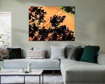 Orange oben! von Pieter van Roijen