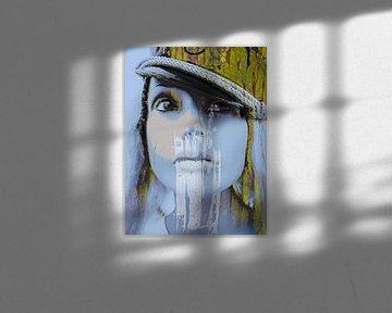 Het meisje met de asperges van Gabi Hampe