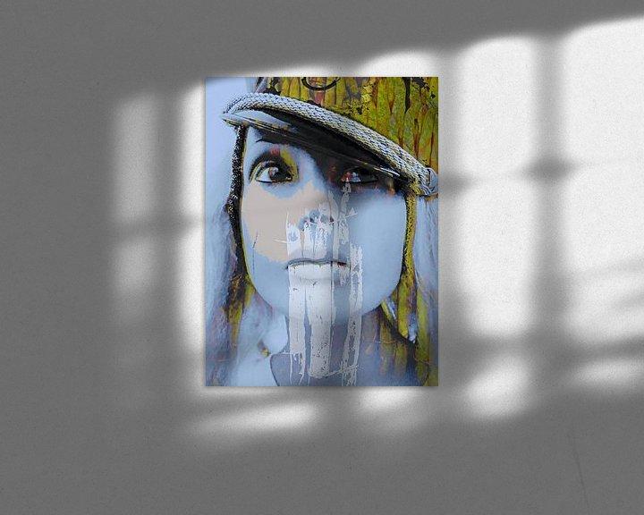 Sfeerimpressie: Het meisje met de asperges van Gabi Hampe