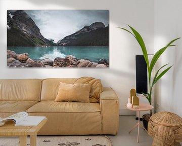 Lake Louise von Dimitri Louwet