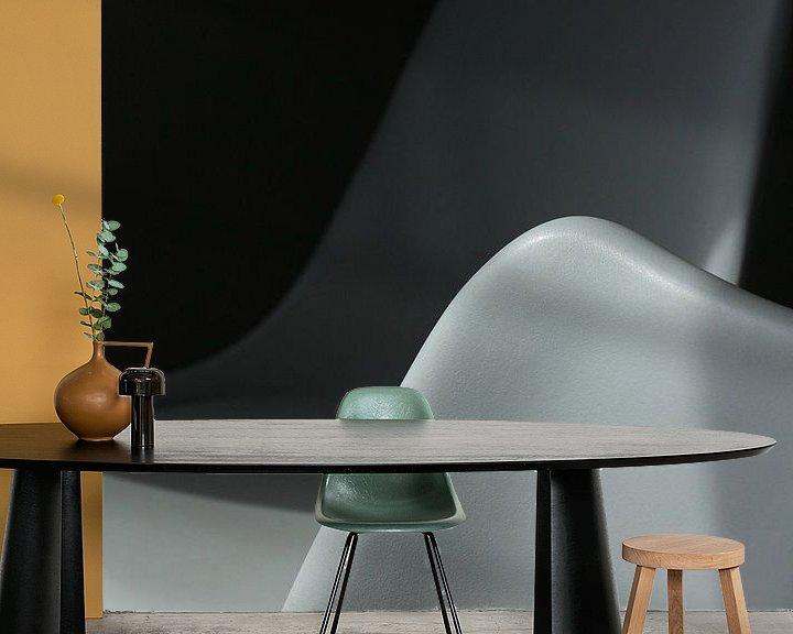 Impression: Chaise de contraste. sur Harrie Beuken