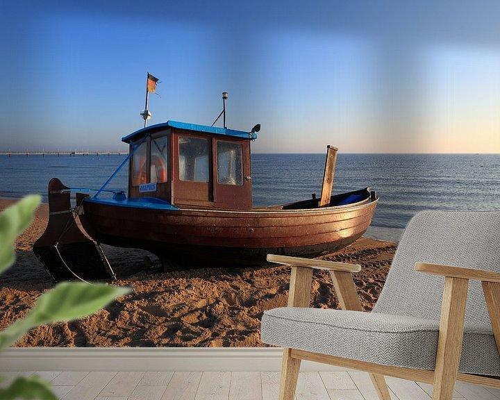Impression: Bateau de pêche en mer sur Frank Herrmann