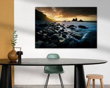 Playa de Benijo van Joris Pannemans - Loris Photography