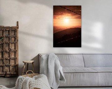 Silhouette de la Zoutelande